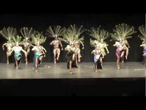 El Sol Dance Company Danza Azteca