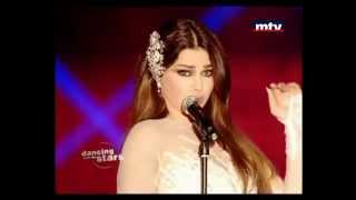 getlinkyoutube.com-Haifa Wehbe - Bahrab Min Einek (Dancing With The Stars on MTV lb)