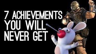 getlinkyoutube.com-7 Achievements You Will Never Get