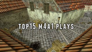 TOP15 M4A1 FRAGS/PLAYS by pugt
