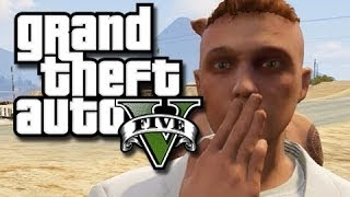 getlinkyoutube.com-GTA 5 Online Funny Moments! - Jahova's Angry Dad! (GTA 5 Funny Gameplay)