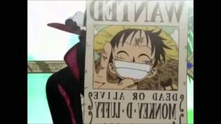 getlinkyoutube.com-One Piece - Mihawk und Shanks (German)