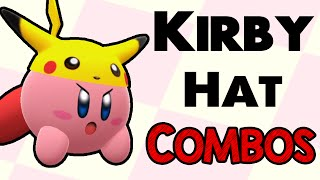 getlinkyoutube.com-Kirby Hat Combos! (Smash Wii U/3DS)