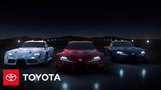 GR Supra Racing Concept Reveal (EU Version)   Toyota
