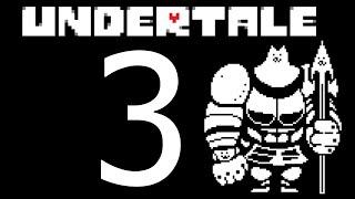 Undertale - part 3 - accidental accents