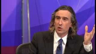 getlinkyoutube.com-Steve Coogan - 2012-02-09 - Question Time [couchtripper].mpg