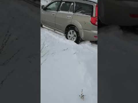 Ховер н5 и снег без блокировки