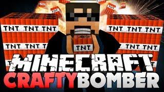 getlinkyoutube.com-Minecraft CRAFTY BOMBER!! - WHY YOU DO DIS SERVER?!