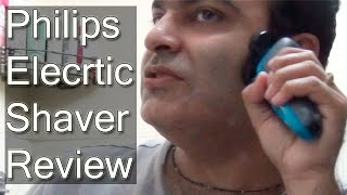 getlinkyoutube.com-Philips Aquatouch Wet And Dry Shaver Review And Comparison With Conventional Razor Blade