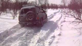 getlinkyoutube.com-LAND CRUISER 80 сука мощный