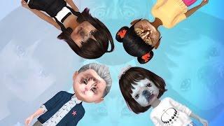 getlinkyoutube.com-DANCING PETS - My Idol App - 小偶 - 我的3D萌偶