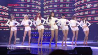 getlinkyoutube.com-[131106 Live Perf.] AOA - Confused @SBS MTV The Show All About K POP