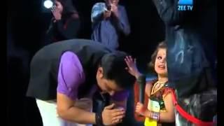 getlinkyoutube.com-طفلة هندية ترقص بشكل جميل روعة