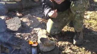 getlinkyoutube.com-E2E Poorman's Lantern or Stove - Wilderness Survival