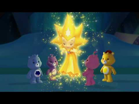 Care bears All New Care Bear Stare -Share Bear Shines DVD