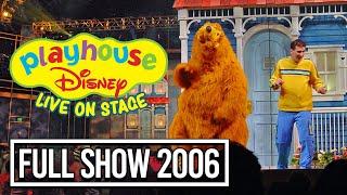 getlinkyoutube.com-Playhouse Disney - Live on Stage at Disney's Hollywood Studios (2006)