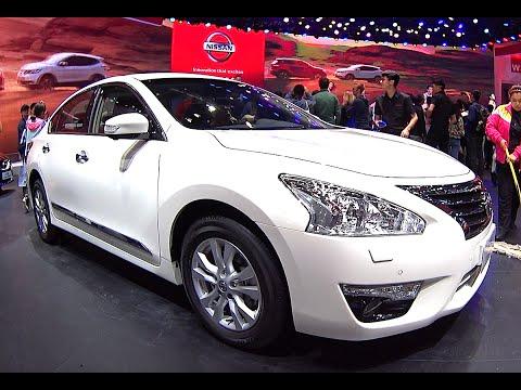Luxury Affordable sedans 2016, 2017 Nissan Sentra Teana, Nissan Sentra 2016, 2017 model