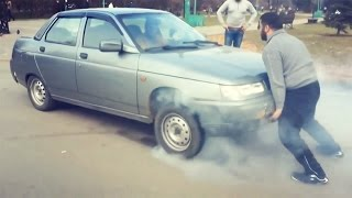 getlinkyoutube.com-Funny Videos Fail Compilation Car Crashes & Funny Accidents 2016