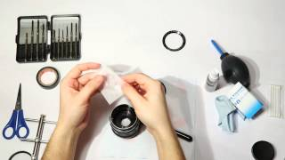 getlinkyoutube.com-How to clean dust from old lenses