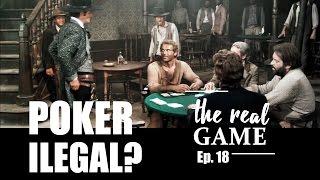 getlinkyoutube.com-CLUBE DE POKER É LEGAL? | THE REAL GAME | EP. 18