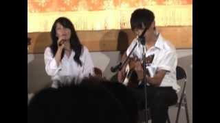 getlinkyoutube.com-CHERRY,Complicated-cover 長良高校文化祭