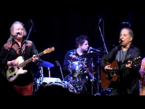 "Paul Simon ""Mother and Child Reunion' @ Webster Hall 6/6/2011"