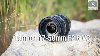 getlinkyoutube.com-Tamron AF SP 17-50mm F2.8 VC XR Di II - Обзор Доступного Светосильного Зум-Объектива
