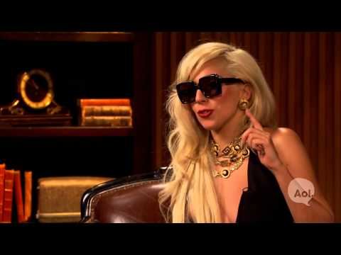 Lady Gaga - The Tanning Effect Parts 1 &amp; 2 720p Interview