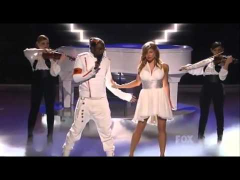 Black Eyed Peas on American Idol Live (2011) JCGE