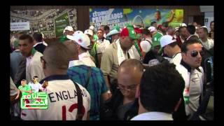 getlinkyoutube.com-L' Arrivée des supporteurs Algeriens au Brésil