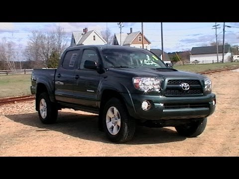 2011 Toyota Tacoma Regular Cab Problems and Repair Information