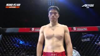 getlinkyoutube.com-ROAD FC 020 1st Match DAE-HWAN KIM VS DOUGLAS KOBAYASHI