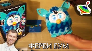 getlinkyoutube.com-Ферби Бум 2013 вылупляется! - что в коробке?