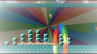 getlinkyoutube.com-Mari0 sonic rainboom