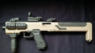 Glock 17 Hera Arms - Assemblage