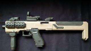 getlinkyoutube.com-Glock 17 Hera Arms - Assemblage