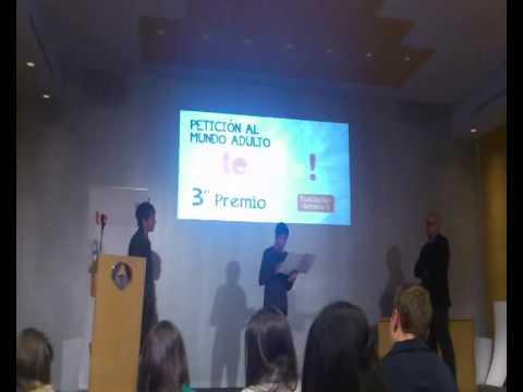Chaval rechaza un iPod en un concurso de Antena 3 (hazlo viral)