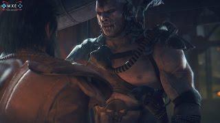 getlinkyoutube.com-Mad Max - Scrotus Boss Battle Gameplay [1080p HD]