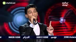 getlinkyoutube.com-Arab Idol - الأداء - محمد عساف - على الكوفية