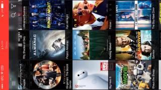 حل مشكلة برنامج الأفلام movie box بدون جيلبريك