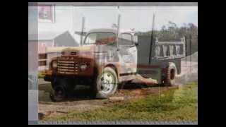 getlinkyoutube.com-Early Dump Trucks, up to the '70s