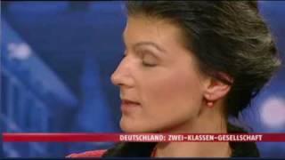getlinkyoutube.com-Sahra Wagenknecht bei Michael Friedmann 1.2010d