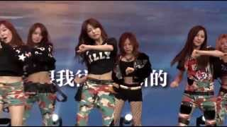 getlinkyoutube.com-131130 SNSD(少女時代) - Blade&Soul Chinese Theme Song (TX Official Ver.)