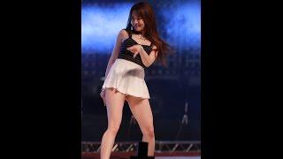 getlinkyoutube.com-[직캠/Fancam] 150529 밤비노(BAMBINO) (은솔) 댄스공연 Uptown Funk @ 강릉영동대