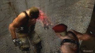 getlinkyoutube.com-Resident Evil 4 HD Edition Mod Krauser Historia Walkthrough 12