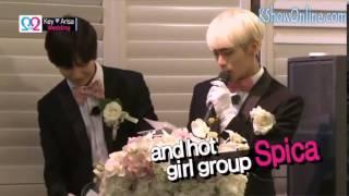 getlinkyoutube.com-Key and Eunji moments