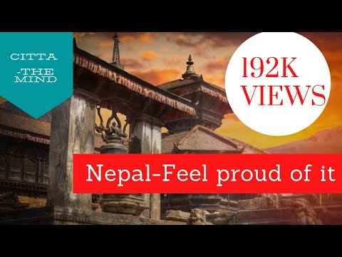 Nepal - FEEL PROUD OF IT ( every nepali must watch it!!!) - AiDEN P.H.