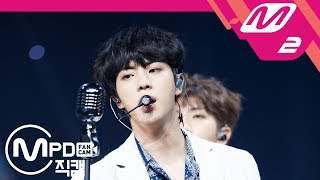 [MPD직캠] 방탄소년단 진 직캠 4K 'Airplane Pt.2' (BTS JIN FanCam) | @MCOUNTDOWN 2018.5.31