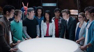 Power Rangers Dino Super Charge - The Rangers Rock - Final Scene (Episode 18)