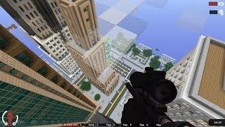 getlinkyoutube.com-Minecraft เซิฟ WarZ 1.7.2 : LootZ - Rivth28